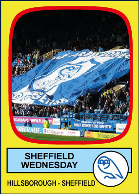 Sheffield Wednesday voetbaltrip Engeland Visit Football Cult